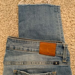Lucky Brand Jeans - Lucky Brand Lolita Cropped Jeans
